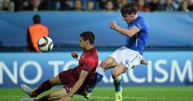 VIDEO: Tiago Ilori Shuts Down the Azzurri