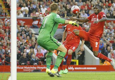 Late Fitness Test for Liverpool Striker Christian Benteke Ahead of Merseyside Derby