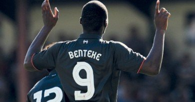 Liverpool Wait on Christian Benteke News After Striker Pulls Out of Belgium Training