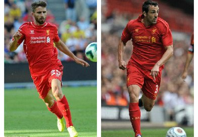 Fabio Borini and Jose Enrique Still Expected to Leave Anfield Before Transfer Window Closes