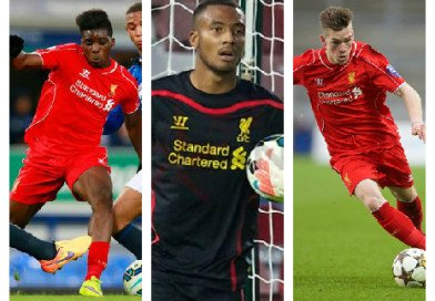 Three More Liverpool Youngsters Expected to Head Out on Loan