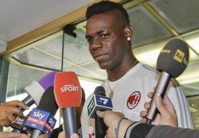 CONFIRMED: Mario Balotelli Rejoins AC Milan on a Season Long Loan