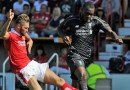 Christian Benteke Could Return for Belgium in Cyprus Clash