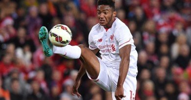 Joe Gomez Stunned by Liverpool Rise, Targets a Spot in the Centre of Defense
