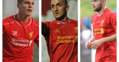 Reds Send Young Trio Out on Loan