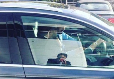 PHOTO: Jurgen Klopp Spotted Buying an Audi in Liverpool Ahead of Merseyside Move?