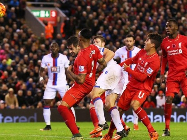 Liverpool (1) Crystal Palace (2): Back to Life, Back to Reality