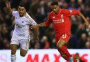 Jordon Ibe Refuses to Get Ahead of Himself as Liverpool Slide into Sixth