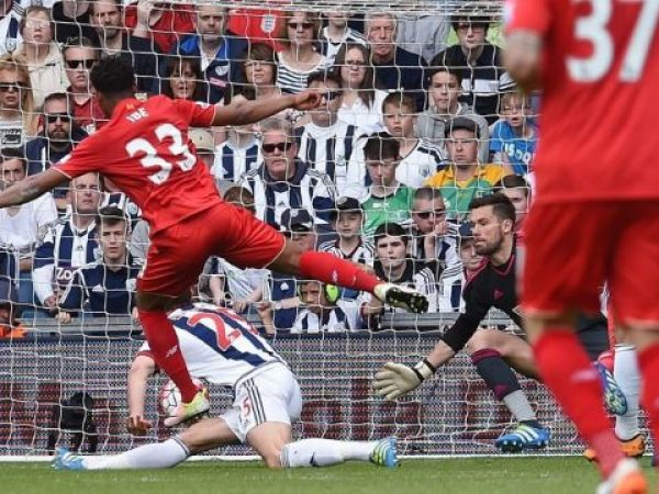 West Bromwich Albion (1) Liverpool (1): Youthful Exuberance on Display as Reds Close Out Campaign with a Draw