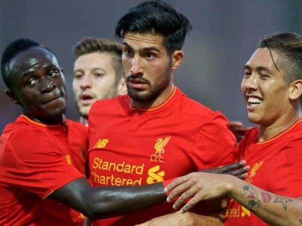 Burton Albion (0) Liverpool (5): Reds Cruise to Third Round of League Cup