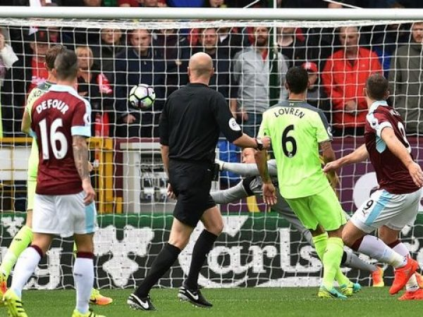 Burnley FC (2) Liverpool (0): It's What You Do With the Ball That Matters