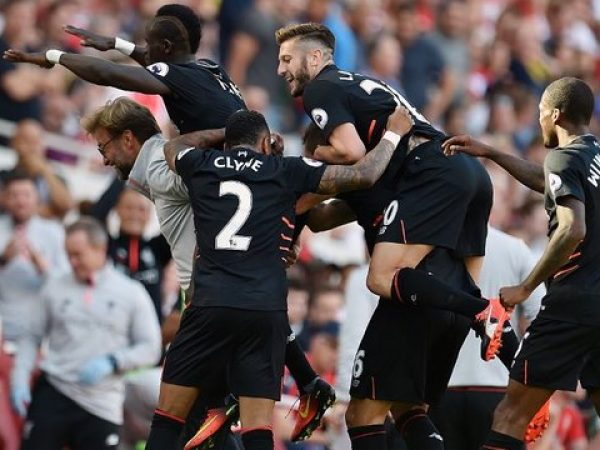 Arsenal (3) Liverpool (4): Reds Edge Gunners in Seven Goal Thriller