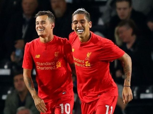 Derby County (0) Liverpool (3): Rams More Like Lambs as Reds Roll On