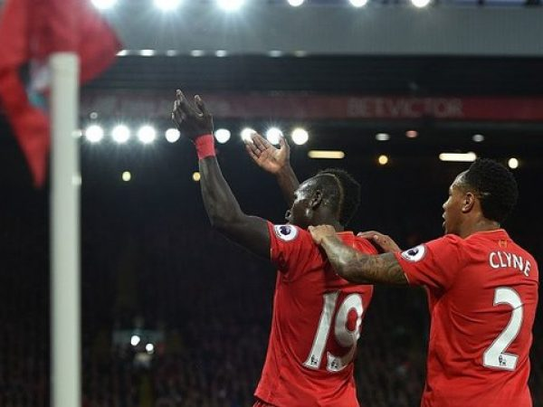 Liverpool (2) West Bromwich Albion (1): Reds Keep Pace at the Top After Bashing Baggies
