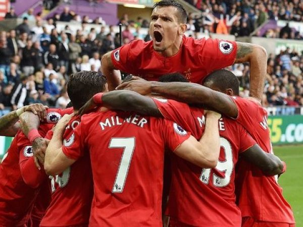 Swansea City (1) Liverpool (2): Four on the Hop as Reds Fightback to Drown Swans