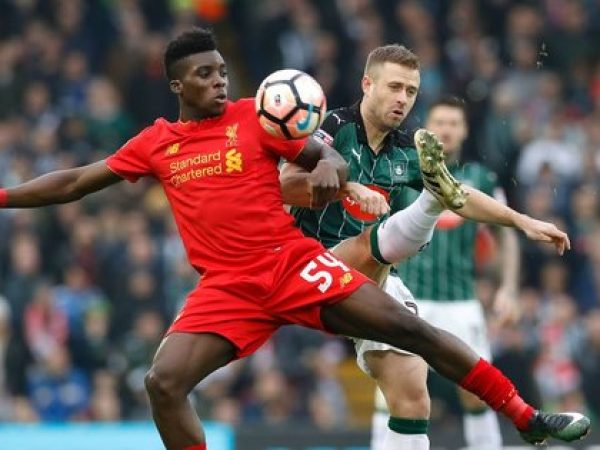 Plymouth vs. Liverpool: Match Preview