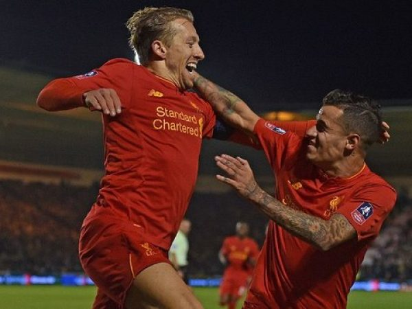 Plymouth Argyle (0) Liverpool (1): Lucas Sets up Wolves Meeting with Replay Win