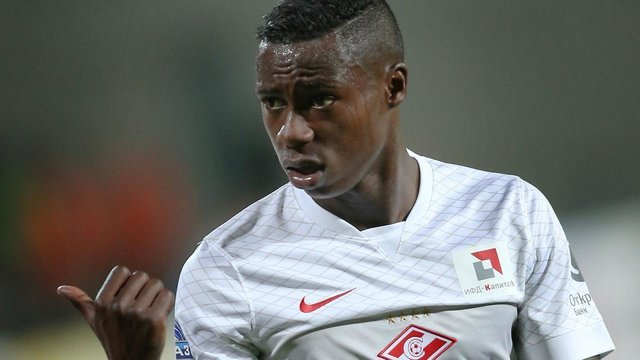 Promes Spartak Moscow