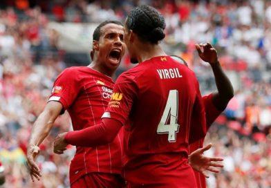 Matip and Van Dijk Liverpool