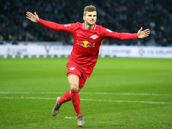 Liverpool backed to agree signing of Timo Werner