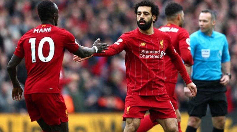 Mane and Salah