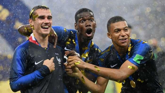 Griezmann France World Cup