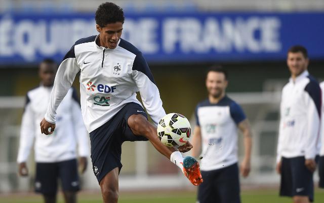 Raphael Varane Skill France