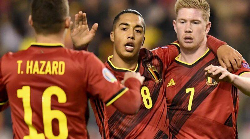 Youri Tielemans Belgium Team