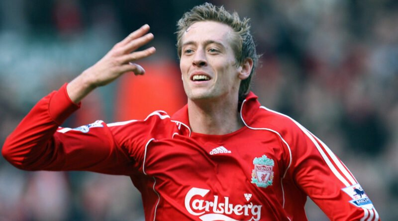 Crouch Liverpool