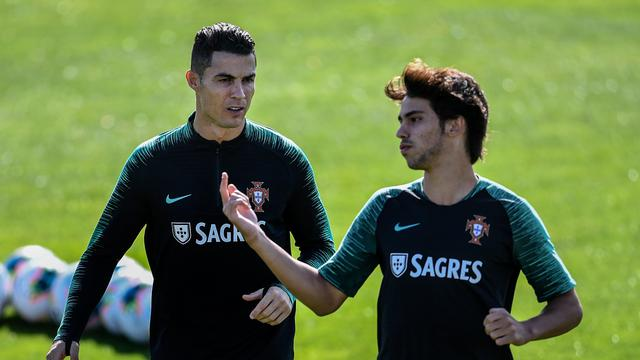 Felix-Ronaldo-Portugal